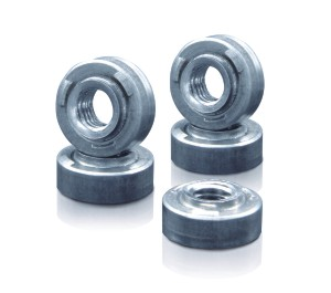 Self-locating  Projection Weld Nuts